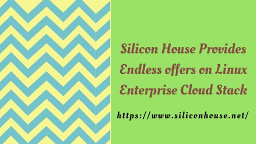 Silicon House providing Enterprise Cloud Stack Server